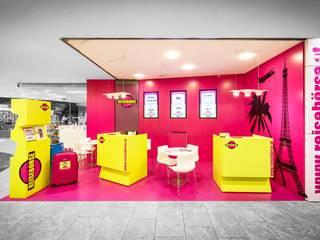 Reisebüro - Verkaufsfläche:   von MASTAPLAN GmbH