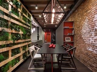 loft is loft от MARTINarchitects Лофт