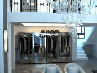 Меховой холодильник с стеклянными дверями:  в . Автор – Beauty&Cold