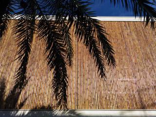 Casas  por BAMBU CARBONO ZERO, Minimalista