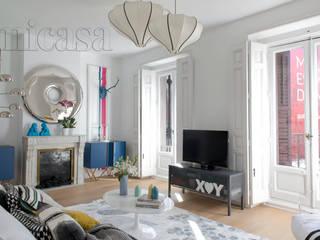 Dimensi on decoradores y dise adores de interiores en madrid homify - Decoradores de interiores en madrid ...