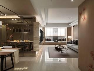 Salon de style  par KD Panels