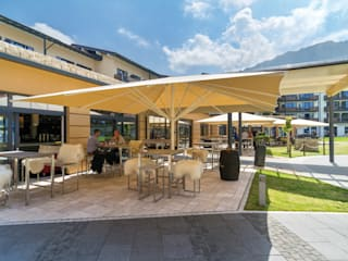 Weaves Albatros Parasol by May:  Hotels by World Of Weave UK Ltd