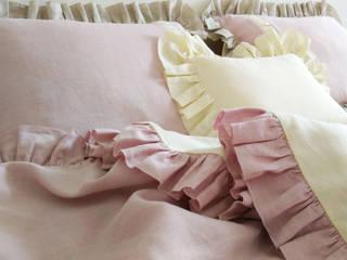 Постельное белье из льна «Изящность». от Flaxeco Кантри