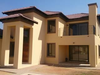 Breakfree Estate House Mediterranean style house by Blue Designs Architectural Designers Mediterranean