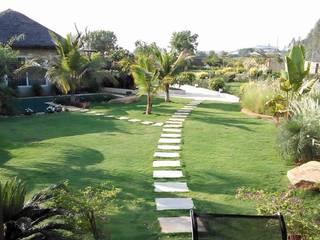 Jardines de estilo mediterráneo de iammies Landscapes Mediterráneo