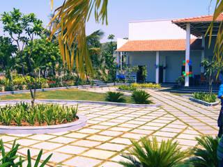 iammies Landscapes Minimalistischer Garten