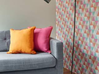 Sofa SOFAMI & Toto Design: styl , w kategorii  zaprojektowany przez Toto Design