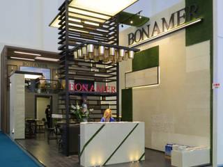Mimoza Mimarlık Modern Walls and Floors