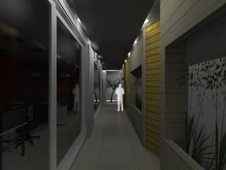 Estudios y oficinas de estilo  por ARQ+i (Arquitectura Integral)