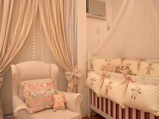 Lana Rocha Interiores Dormitorios infantiles de estilo clásico
