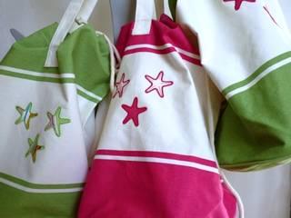 """sacs marins style """"fouta"""":  de style  par Broderies de l'Arboussier"""