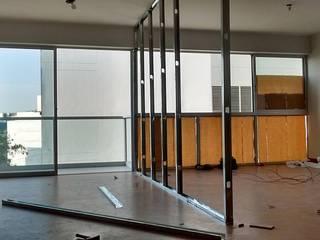 TRABAJOS EN DRYWALL Dormitorios de estilo minimalista de VyMarquitectos Minimalista