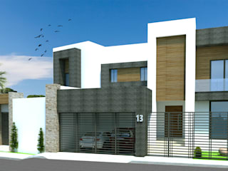 Houses by Acrópolis Arquitectura