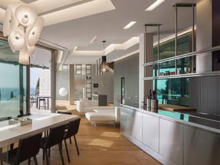 Casa Llorell | DOS arquitectes Salones modernos de Simon Garcia | arqfoto Moderno