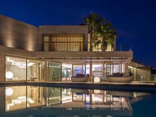 Casa Llorell   DOS arquitectes Casas modernas de Simon Garcia   arqfoto Moderno