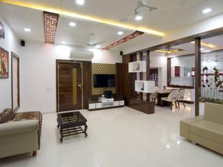 Interior OF Bungalow: modern  by KRUTI,Modern