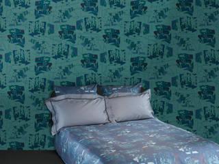 Ville d'Amour TNT semi mat wallpaper di Sans Tabù Moderno