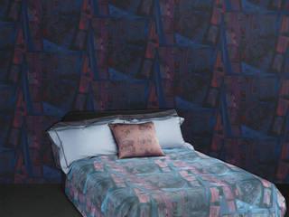 Voyager TNT semi mat wallpaper di Sans Tabù Moderno