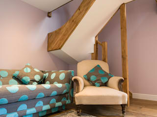 Putmans Barn Country style living room by Hampshire Design Consultancy Ltd. Country