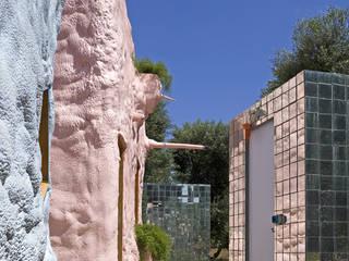 Casas de estilo moderno por STUDIOTALENT srl