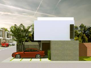 منازل تنفيذ CCA|arquitectos