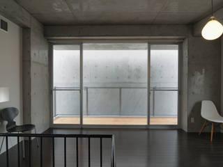 I-APART: 株式会社長野聖二建築設計處が手掛けた現代のです。,モダン