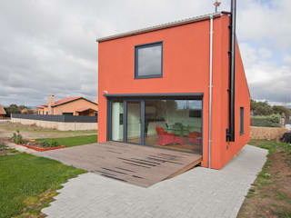 Jardines de estilo moderno de MapOut Moderno