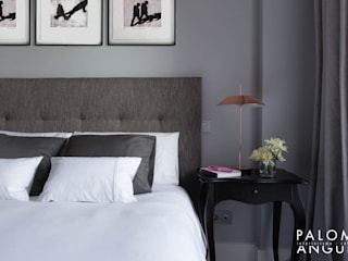Modern Bedroom by Interiorismo Paloma Angulo Modern