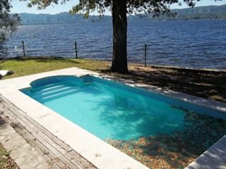 Importante propiedad frente al lago Piletas clásicas de Liliana almada Propiedades Clásico