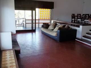 Liliana almada Propiedades Classic style living room