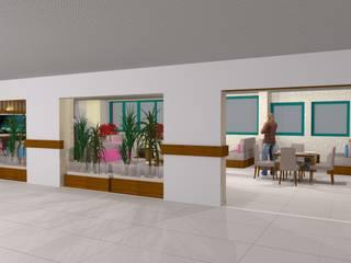 Erca Yapı Müh. Mim. Dan. Ltd. Şti. – Necif Fazıl Şehir Hastanesi:  tarz Hastaneler