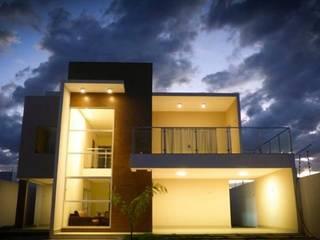 Casa AD Casas modernas por Renato Medeiros Arquitetura Moderno