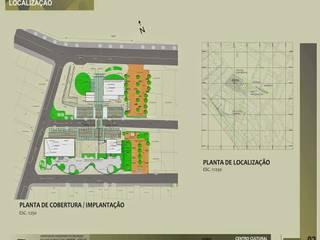 Centro Cultural Vila Operária Cobrasma -Osasco/SP:   por Cambury Urbanismo e Arquitetura