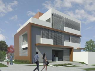 Logi Arquitetura Cliniche moderne