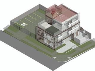 Moderne Praxen von Logi Arquitetura Modern