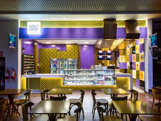 Bar & Klub Modern Oleh Ney Nunes Modern