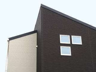 Live Sumai - アズ・コンストラクション - Modern houses Brown