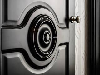 www.urbodomus.pl - Projektowanie i wykańczanie wnętrz.: styl , w kategorii Okna zaprojektowany przez Urbodomus Dariusz Urbaniak