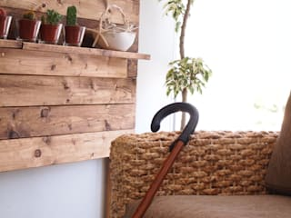 Walking Stick: KAMEI DESIGN.が手掛けた工業用です。,インダストリアル