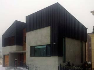 인천주택 모던스타일 주택 by 스투디오 테이크 모던