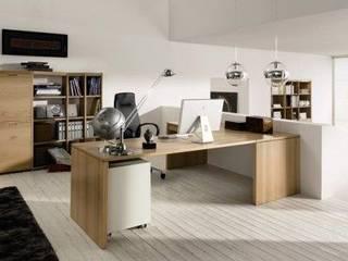 Study Area GSI Interior Design & Manufacture Modern style study/office