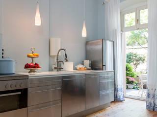 Carlo Berlin Architektur & Interior Design Pamela Kilcoyne - Homify Cuisine classique
