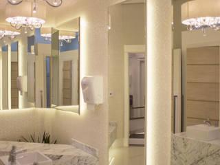 Banheiro Público Feminino CONCEITOS BanheiroEspelhos