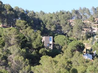 CASA ANTONIA Casas de estilo mediterráneo de mcimarquitectura Mediterráneo