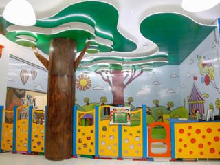 Espaço Infantil CONCEITOS Shopping Centers ecléticos