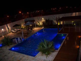 Pool by A/ZERO Arquitetura, Modern