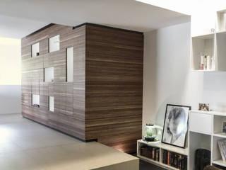 Restructuration et extension d'une maison près de Lyon par sebastien belle