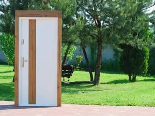 Окна в . Автор – Revia Meble i drzwi z litego dębu.