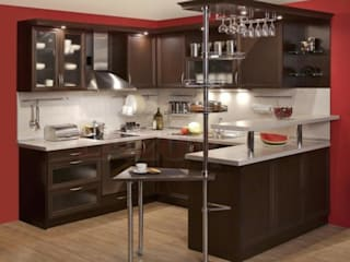 Residential interiors:  Kitchen by Dream space Interiors